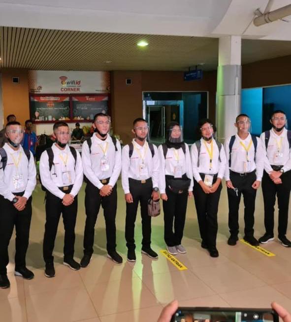 Siswa Siswi Angkatan 2020 SMANSA 93 % lulus PTN
